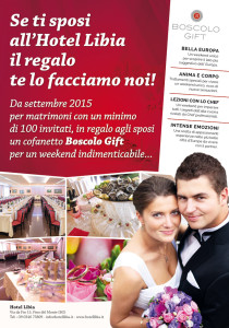 Hotel Libia Promozione Sposi